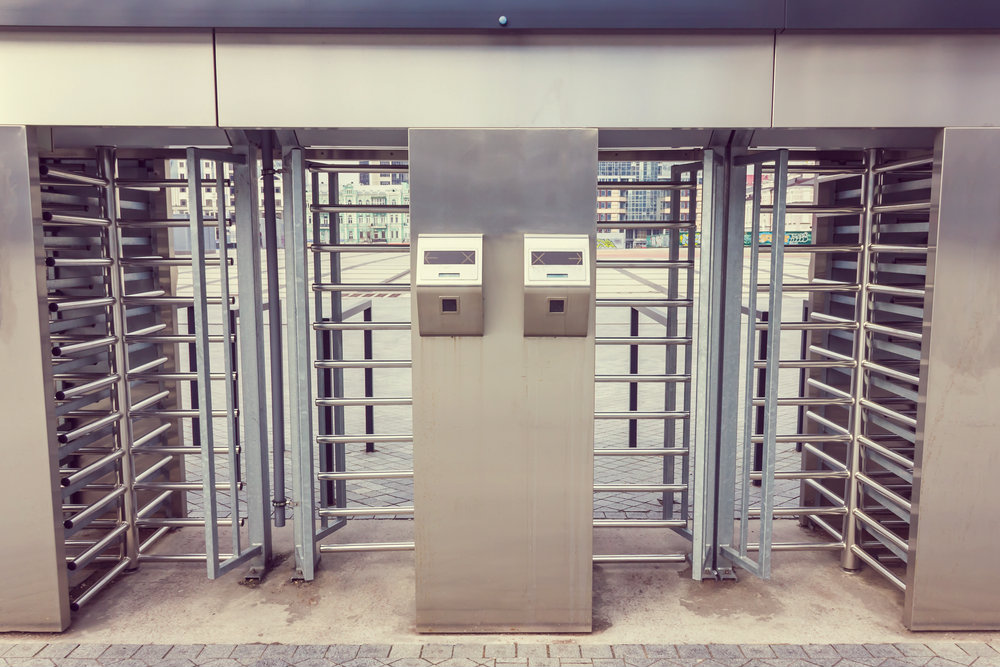 The History And Uses Of Turnstiles
