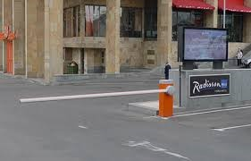 Parking Systems Traffic Barriers and Parking Ticket Machines